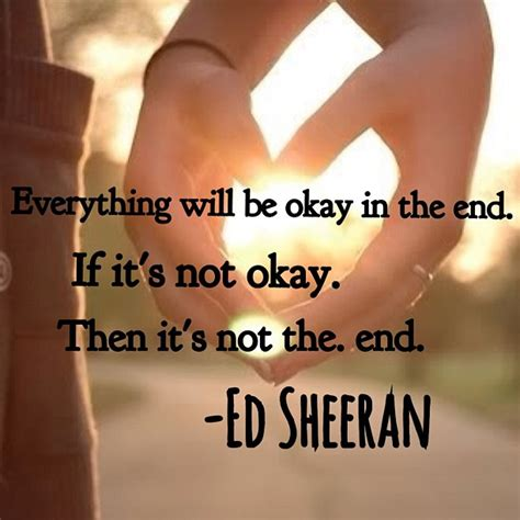 beautiful ed sheeran quotes quotesgram