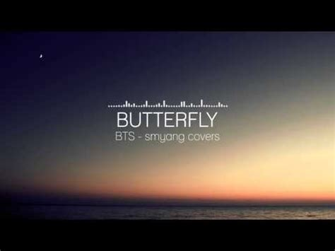 bts (방탄소년단) butterfly piano cover youtube