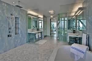open shower bathrooms open shower design contemporary bathroom hepfer