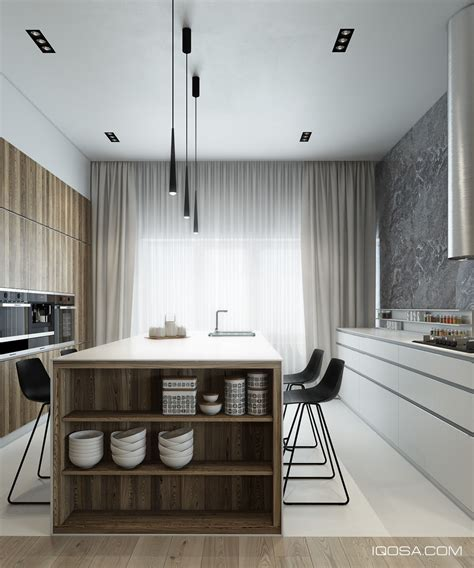 contemporary kitchen interiors the s catalog of ideas