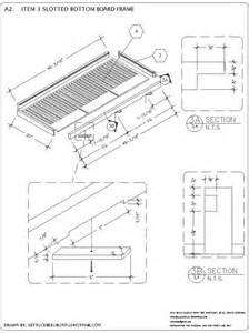 Plans For Top Bar Beehives Free by Top Bar Hive How To Make A Langpohl Top Bar Hive Its