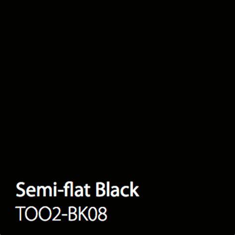 flat black color color options mascotte security