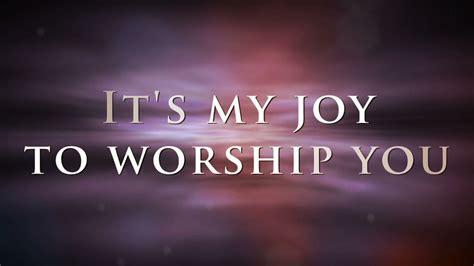 joy to worship church media resource