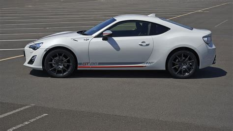 Toyota 86 Stickers Toyota Gt86 Blanco Edition 2015 Range Topping Model
