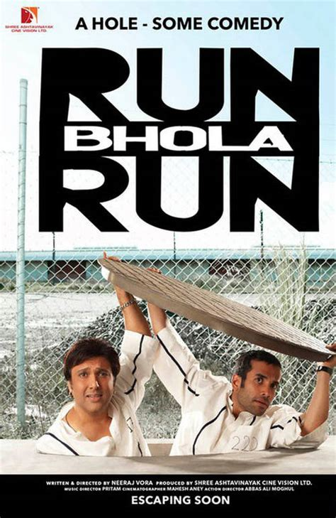 comedy film of bollywood run bhola run comedy hole xcitefun net