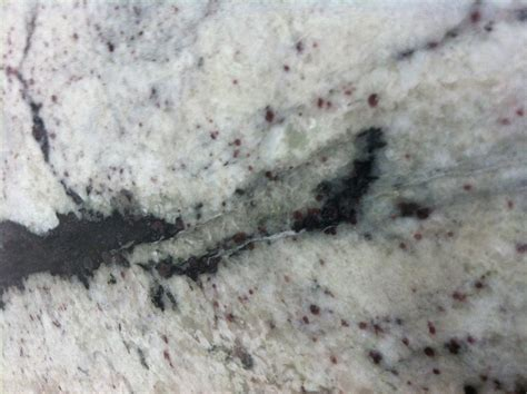 how to repair fissures cracks and chips in countertops