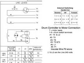 leeson electric motor wiring diagram the knownledge