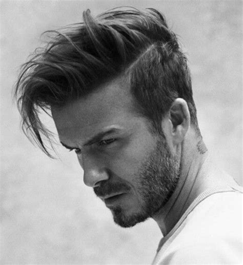 David Beckham Hairstyles by David Beckham Hairstyle H M 2015 Hairstyle
