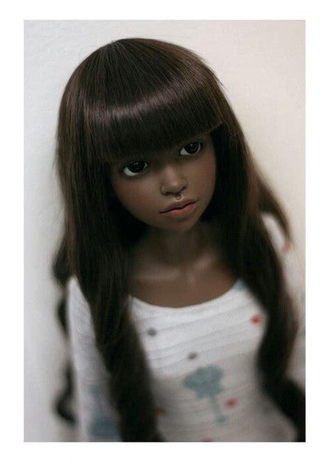 black doll bjd benny iplehouse bjd s tonner blythe pullip