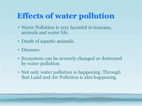 6 Effects Of More Water by Water Pollution Pictures To Pin On Pinsdaddy