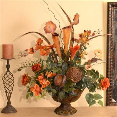 rust and feathers vintage accessories for your home decor 203 best images about silk flower arrangements on