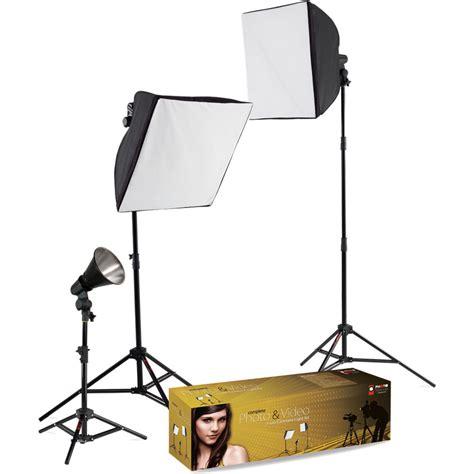 softbox lighting kit westcott ulite 3 light lighting kit 403 b h photo