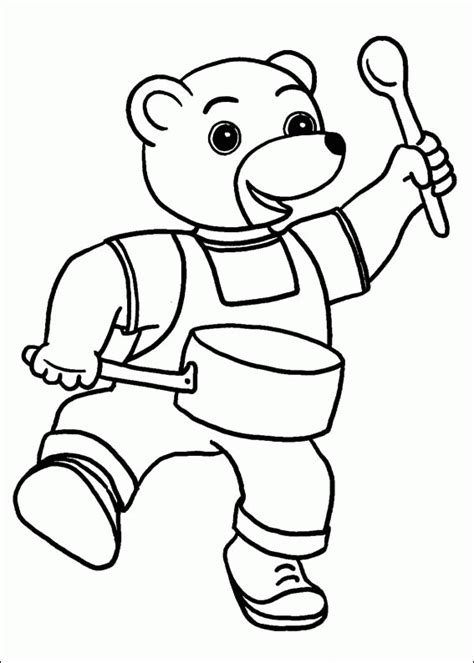small bear coloring page little brown bear coloring pages coloringpagesabc com