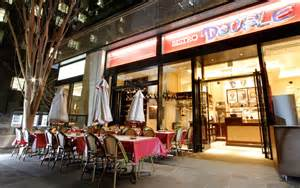 bistro double ビストロ ドゥーブル 丸の内のビストロでパリの街角のようなテラスをお楽しみください