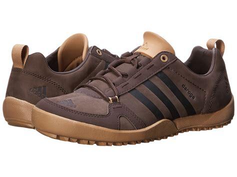 adidas womens daroga two 11 lea trainers c adidas outdoor daroga two 11 lea shipped free at zappos