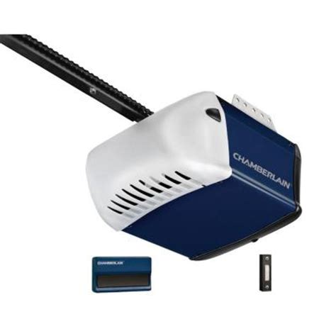 Garage Door Opener Hp Chamberlain Power Drive 1 2 Hp Chain Drive Garage Door