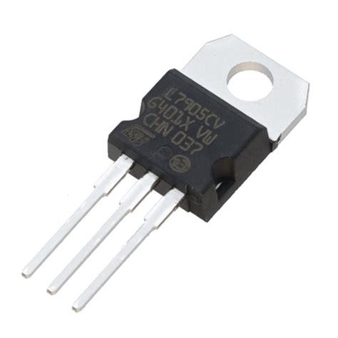 transistor lm7805 0