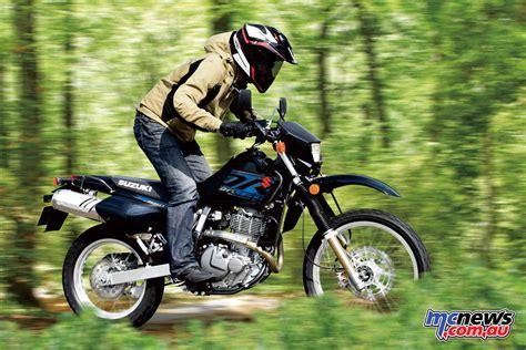 Dr650 Suzuki by 2017 Suzuki Dr650se Arrives In Dealers Mcnews Au