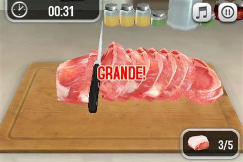 giochi di cuscina pocket chef un bellissimo gioco di cucina in 3d