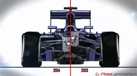 formula 3 vs formula 1 formula 1 2014 vs 2013 giorgio piola