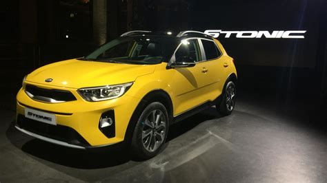 kia photos 2018 kia stonic photo gallery