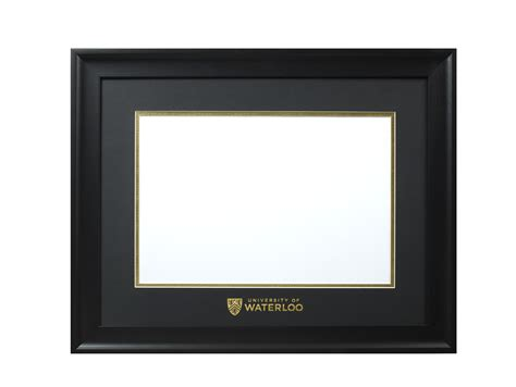 diploma frames alumni university of waterloo