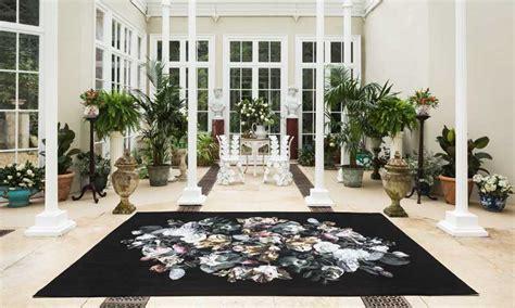 alfombras la pisada mas calida del invierno foto
