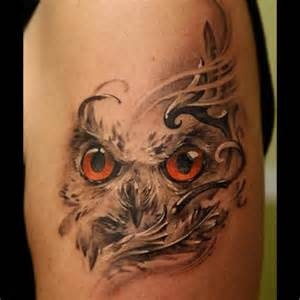 Barn Owl In India Tattoo Design Ideas Cool Tattoo Ideas