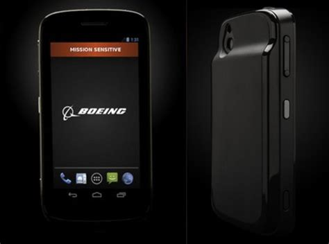 phone boning new boeing smartphone self destructs if tered with