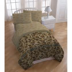 Duck Dynasty Bedroom Set Duck Dynasty Camo Polyester Bedding Sheet Set