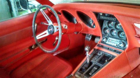 1969 corvette interior 1969 corvette stingray white with interior 350 350