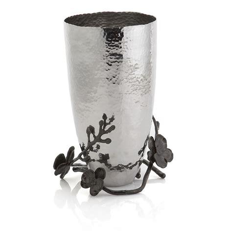 Michael Aram Black Orchid Vase by Black Orchid Medium Vase By Michael Aram