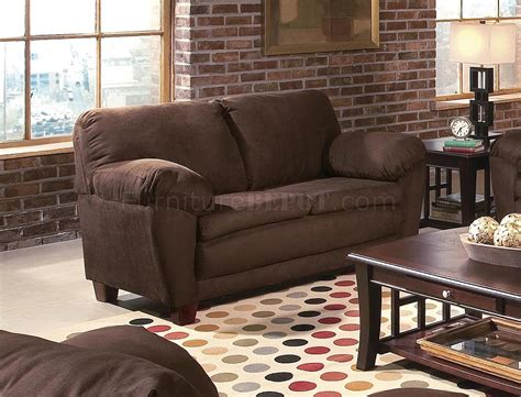 Suede Living Room Furniture Brown Suede Living Room Furniture Modern House