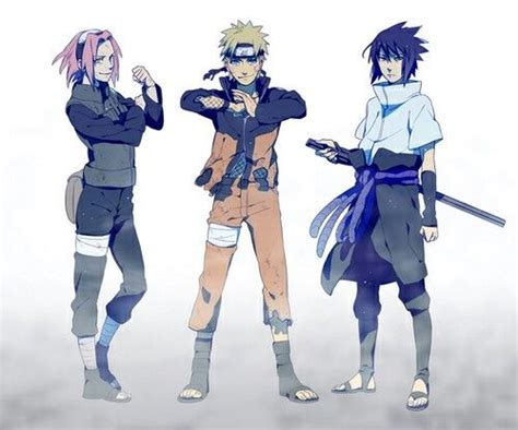 naruto team themes 65 best images about team 7 on pinterest kakashi