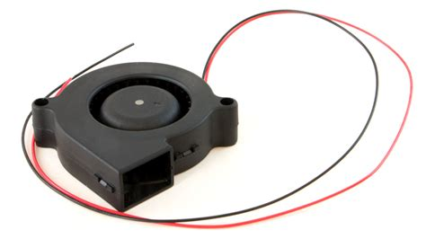 makerbot replicator 2 active cooling fan replacement blower fan for makerbot replicator 2 fargo