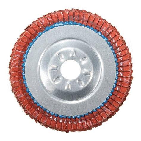 Flap Disc Gt Japan 100mm angle grinder sanding flap disc polishing wheel sale banggood