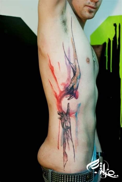 creation of adam tattoo tattoos inspired by beautiful works