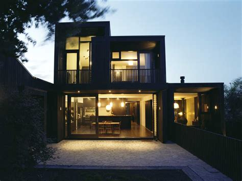 Contemporary Modern House Plans Stevens Lawson Architects Auckland E Architect