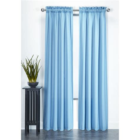 the blue curtain blue dotty curtain fow white wooden window using blue