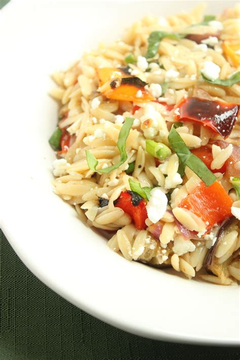 ina garten pasta recipes ina garten s orzo with roasted vegetables one of my