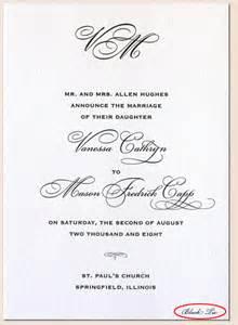 Formality Garden Design - invitations tell the dress code information in your wedding invitation letterpress wedding