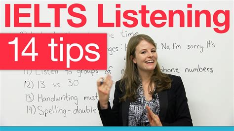 ielts listening strategies the ultimate guide with tips tricks and practice on how to get a target band score of 8 0 in 10 minutes a day books ielts listening top 14 tips 183 engvid