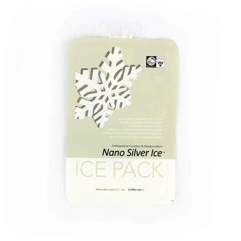 Dijamin Unimom Gel Pack Nano Silver antibacterial reusable nano silver gel pack babymama