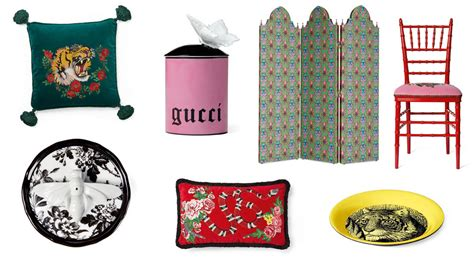 Gucci Home Decor gucci launches decor range pret a reporter