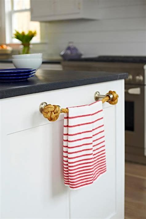 kitchen cabi towel rack bar in style master throughout