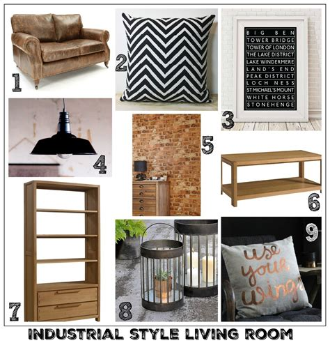 industrial living room furniture solid oak furniture for a modern industrial living room