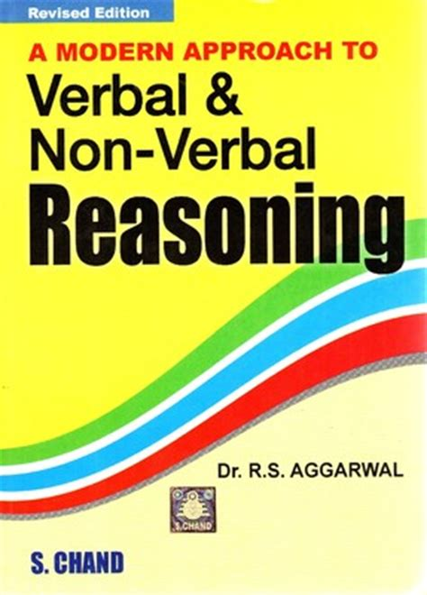 Mba Entrance Book By Rs Aggarwal by Rs Aggarwal Reasoning Book Pdf Free