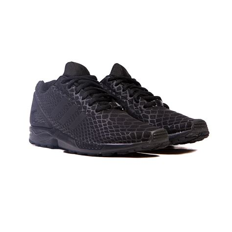 adidas flux shoes adidas zx flux techfit black s shoes af6388 ebay