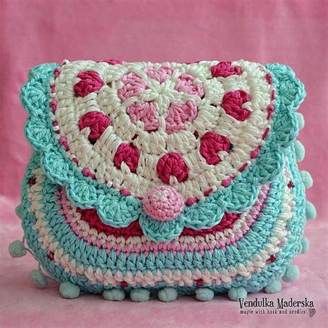 Handmade Crochet Items - items similar to handmade crochet purse hearts on etsy