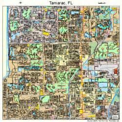 tamarac florida map 1270675